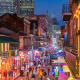 4. New Orleans (Excess and Vices)New Orleans ranked No. 19 overall.Photo: Shutterstock