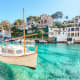 Cala Figuera, Mallorca, SpainCala Figuera, on the island of Mallorca, is one of the most beautiful places in the Balearic Islands and one of the true hidden gems of Spain. It is a popular destination for artists from all over the world as well as tourists looking for authenticity and tranquility.Photo: Shutterstock