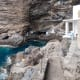 """Pirate cave Poris de Candelaria, Tijarafe,SpainThe little """"pirate village"""" near the town of Tijarafe in the Canary Islandsoffers a magnificent view of the ocean and good swimming when waters are calm. The steep drive and 7-mile walk are not for the faint of heart.Photo: Shutterstock"""