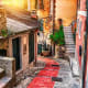 """Tellaro, ItalyTellaro has long been a destination for artists, including writer and director Mario Soldati, who made it his home in the last years of his life. Soldati called this small cliffside fishing village """"A nirvana between sea and sky, between the rocks and the green mountain.""""Photo: Shutterstock"""