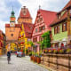 Rothenburg, GermanyRothenburg is well known for its well-preserved medieval old town, a destination for tourists from around the world. It is part of the popular Romantic Road through southern Germany. Stroll through the town and see the lovingly restored house fronts, fountains, gables, bay windows and street signs from a bygone age.Photo: Shutterstock