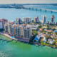 2.Sarasota, Fla.Sarasota has one of Florida's best downtowns and many interesting neighborhoods. It's rich with cultural facilities and has great beaches and developments where retirees can live.Photo: Shutterstock