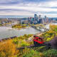 """10. PittsburghPittsburgh's many colleges and cultural opportunities earn it a spot on many """"most livable"""" lists. It has a beautiful setting on two major rivers against a backdrop of steep hills. The city has a solid economy, low cost of living, and growing educational, cultural and medical infrastructure.Photo: Shutterstock"""