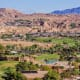 Mesquite, Nev.Casinos arrived here in the 1970s. The town of just under 20,000 bills itself as a low-key alternative to Las Vegas. Mesquite is a popular retirement town, and close to both the Arizona and Utah state lines. There are several golf courses here.Photo: Shutterstock