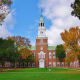 Dartmouth CollegeHanover, N.H.Popular majors:EconomicsGovernmentComputer SciencePhoto: Shutterstock