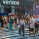 7. Verizon2019 Brand Valuation: $71.2 billionChange since last year: +13.3%Industry: telecomsState: New YorkStock symbol:Photo: rblfmr / Shutterstock