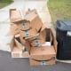 3. Corrugated Boxes187.77 pounds per personPhoto: Cari Rubin Photography / Shutterstock