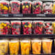 11. Other Plastic Packaging28.98 pounds per personThisincludes clamshells, trays, caps, lids, egg cartons, produce baskets, coatings and plastic closures.Photo: Shutterstock