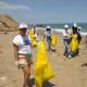 23. VenezuelaPlastic Waste Generation Per Year: 2.67 million tonsIn Vargas, Venezuela, volunteers pick up trash during an international coastal cleanup day.Photo: Edgloris Marys / Shutterstock