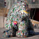 29. South KoreaPlastic Waste Generation Per Year: 2.03 million tonsAnother sculpture made of recycled plastic bottles, this one in Seoul depicts the Korean mythical creature Kirin.Photo: meunierd / Shutterstock