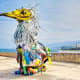13. SpainPlastic Waste Generation Per Year: 4.71 million tonsSpain generates 49,000 tons of plastic litter each year, litter at high risk of polluting rivers and oceans. Above, a seagull sculpture made from plastic trash in Los Silos, Santa Cruz de Tenerife, Spain.Photo: Guillermo Enrique Menze / Shutterstock