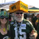 3. Green Bay, Wis.Pro Football Rank: 3College Football Rank: 235Green Bay tied for No. 1 (with Pittsburgh) for most-engaged NFL fans. Green Bay's Lambeau Field takes first place for accessibility atNFL stadiums.Above, Packer fans during a tailgate party. The Packers are the only publicly-owned franchise in the NFL.Photo: Jeff Bukowski / Shutterstock