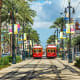 9. New OrleansPopulation: 393,292The city is considered a walker's paradise. Louisiana does not have estate taxes or taxes on Social Security.Photo:  travelview / Shutterstock