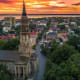 30. Charleston-North Charleston, S.C.Obesity/Overweight Rank: 20Health Consequences Rank: 45Food and Fitness Rank: 27See the ranking of all 100 cities and the detailed methodology at WalletHub.Photo: Shutterstock