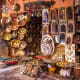Stroll through the souksof Marrakech and take in the beautiful crafts, from leather goods, woodwork, metalwork (shown above) clothing and other items.Photo: Roberto Marinello / Shutterstock