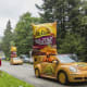 9. McCain Country: CanadaBrand value: $4.68 billionChange since last year: +25.1%The privately-held company is the world's largest manufacturer of frozen potato products. Above, McCain vehicles on a mountain pass during the Tour de France in 2014.Photo: Radu Razvan / Shutterstock
