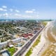 6. Galveston, TexasCost: $1.1 billion for 133 miles of seawallsPopulation: 50,497Avg. cost per person: $21,282Photo: Shutterstock