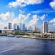 9. Tampa, Fla.Cost: $938 million for 64 miles of seawallsPopulation: 385,430Avg. cost per person: $2,549Photo: Shutterstock