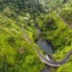 4. Maui, HawaiiA classic honeymoon destination, Hawaii's second largest island draws visitors to Kaanapali Resort, Iao Valley, Lahaina and Haleakala National Park. Pictured is the road to Hana.Photo: Shutterstock