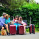 Top 5 Travel Trends:1. Multigenerational travelGrandparents with grandkids or entire families are traveling together to develop stronger family ties. Above, a family waits for a train in Manarola, Italy.Photo: Shutterstock