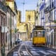 4. Portugal The hilly coastal capital city of Portugal has a number of interesting sites, including Castelo de Sao Jorge and the medieval Belem Tower.Photo: Shutterstock