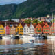 Bergen, NorwaySurrounded by mountains and fjords, Bergen, on Norway's southwestern coast, has a long history in international trade in seafood. Organic food and sustainable seafood are intrinsic to the city's cultural identity and development, according to Unesco.Photo: Shutterstock