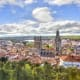 Burgos, SpainBurgos is famous for the caves of the Sierra of Atapuerca, where archaeologists discovered skeletal remains believed to be the earliest evidence of humans in Western Europe. The city has a Museum of Human Evolution. Because of this connection, Burgos is pioneering study to raise awareness of the connections between food and human evolution.Photo: Shutterstock