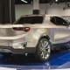 2020 Hyundai Santa Cruz PickupHyundai has been showing off its crossover light-pickup concept at auto shows since 2015, and is now supposed to put it into production, the company told Autocar last December. Pictured is the concept at the Orange County International Auto Show in 2015.Photo: betto rodrigues / Shutterstock