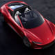 """2020 Tesla RoadsterStarts at: $200,000The original Tesla Roadster was in produced in California from 2008 to 2012, and traveled 200 miles on a charge. This new one has a range of 620 miles and goes from zero to 60 mph in 1.9 seconds (yes, 1.9 seconds) with top speeds of 250 mph. Tesla bills it as """"The quickest car in the world, with record-setting acceleration, range and performance."""" It's still in the works, but you can reserve one.Photo: Tesla"""