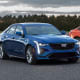 Cadillac CT4Starts at: $35,000This entry-level compact luxury sedanmakes a nice combination of luxury with performance, Car and Driver says. Rear drive is standard with all-wheel drive optional. It replacesCadillac'sATS.Photo: Cadillac