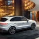 Porsche CayenneStarts at: $65,700MPG: Up to 19 city / 23 highwayAccording to Porsche, the top track speed for this luxury SUV is 152 mph. It also comes in a hybrid model.Photo: Porsche