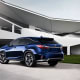 Lexus RX 450hStarts at: $46,245MPG: 30 city / 28 highwayAccording to Edmunds, this hybrid version of the RX 350 crossover is quicker and more efficient than the gas-only.Photo: Lexus