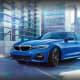 BMW 3 SeriesStarts at: $40,250MPG: Up to 26 city / 36 highwayPhoto: BMW