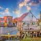 8. New HampshirePopulation: 1.3 millionTotal ecological footprint: 21.4global acres per personBiocapacity: 8.8global acres per personPhoto: Shutterstock