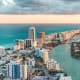 2. Miami Beach, Fla.Total housing value at risk: $37.6 billionShare of housing in risk zone: 85.2 %Number of homes in risk zone: 40,730Photo: Robert Cicchetti / Shutterstock