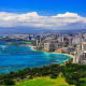 4. Honolulu (urban)Total housing value at risk: $23.1 billionShare of housing in risk zone: 32.2%Number of homes in risk zone: 34,266Photo: Shutterstock