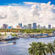 5. Fort Lauderdale, Fla. Total housing value at risk: $23.1 billionShare of housing in risk zone: 61.2 %Number of homes in risk zone: 40,244Broward County is one of the highest risk counties in the country, with several cities on this list.Photo: Shutterstock