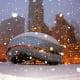 5. ChicagoAverage days of precipitation: 124Annual inches: 36.9Annual mm: 937Photo: MarynaG / Shutterstock