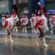 8. AtlantaAverage days of precipitation: 113Annual inches: 49.7Annual mm: 1,263Above, dancers braveheavy rainduring a 2018 Christmas parade in Atlanta.Photo: Lee Reese / Shutterstock