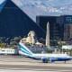 14. McCarran International Airport, Las Vegas (LAS)(mega airport)Satisfaction score: 777Photo: Eliyahu Yosef Parypa / Shutterstock