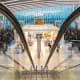 21. Charlotte Douglas International Airport, Charlotte, N.C. (CLT)(mega airport)Satisfaction score: 763Photo: Mihai_Andritoiu / Shutterstock
