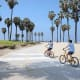 4. Los AngelesPercent of sunshine: 73%Hours of sun annually: N/AClear days annually: 147Photo: Bokic Bojan / Shutterstock