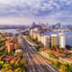 27. SydneyTop performerPrivate cars: 59%Public transport options: Commuter rail, light rail, bus, ferryMonthly public transport pass: $129Car sharing initiatives look especially promising given Sydney's dispersed layout and reliance on car travel.Photo: Shutterstock