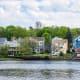23. New Haven, Conn.Average work week: 32.9 hoursPrevailing wage: $31.60Average weekly earnings: $1,040Photo: Shutterstock
