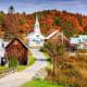 9. VermontAverage home value: $204,900Value of a dollar: 93 centsViolent crime per 100,000: 158Average annual temperature: 42.9 FWellness Rank: 1/50Photo: Shutterstock