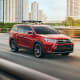 2019 Toyota Highlander Hybrid AWD LE Plus 3.5 L, 6 cyl, Automatic, Regular GasolineAnnual fuel cost: $1,200MSRP: $36,9702019 Toyota Highlander Hybrid AWD3.5 L, 6 cyl, Automatic, Regular GasolineAnnual fuel cost: $1,200MSRP: $42,030-$48,630Photo: Toyota
