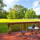 4. Midrange Deck Addition (Wood)Job Cost: $13,333Resale Value: $10,083Cost Recouped: 75.6%Photo: Shutterstock