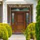 8. Upscale Grand Entrance (Fiberglass)Job Cost: $8,994Resale Value: $6,469Cost Recouped: 71.9%Photo: Shutterstock