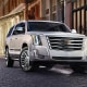Luxury Large SUV:Cadillac EscaladeStarts at: $75,195Photo: Cadillac