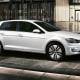 Volkswagen e-GolfStarts at: $31,895Range: 125 milesMPGe: 119 combinedPhoto: Volkswagen